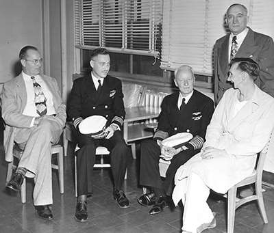 Milwaukee VA Hospital, 1946