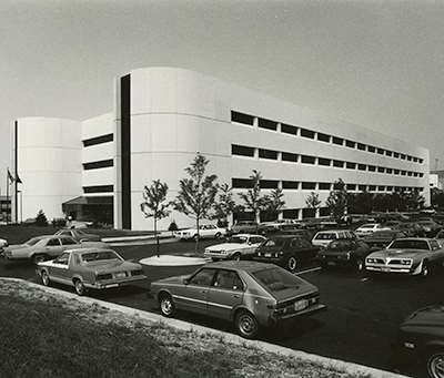 Froedtert Hospital, MRMC campus, 1980