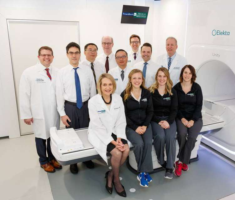 MR-linac Clinical Team