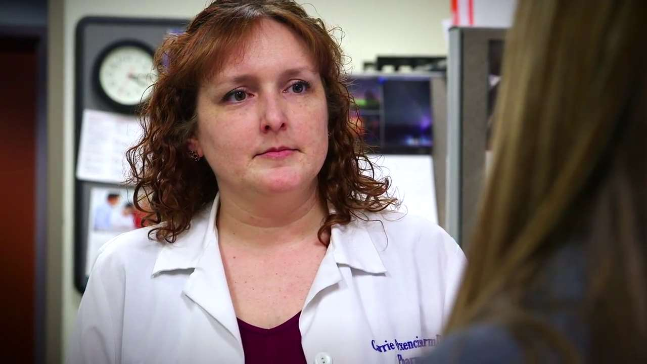 A pharmacist's role in cancer research