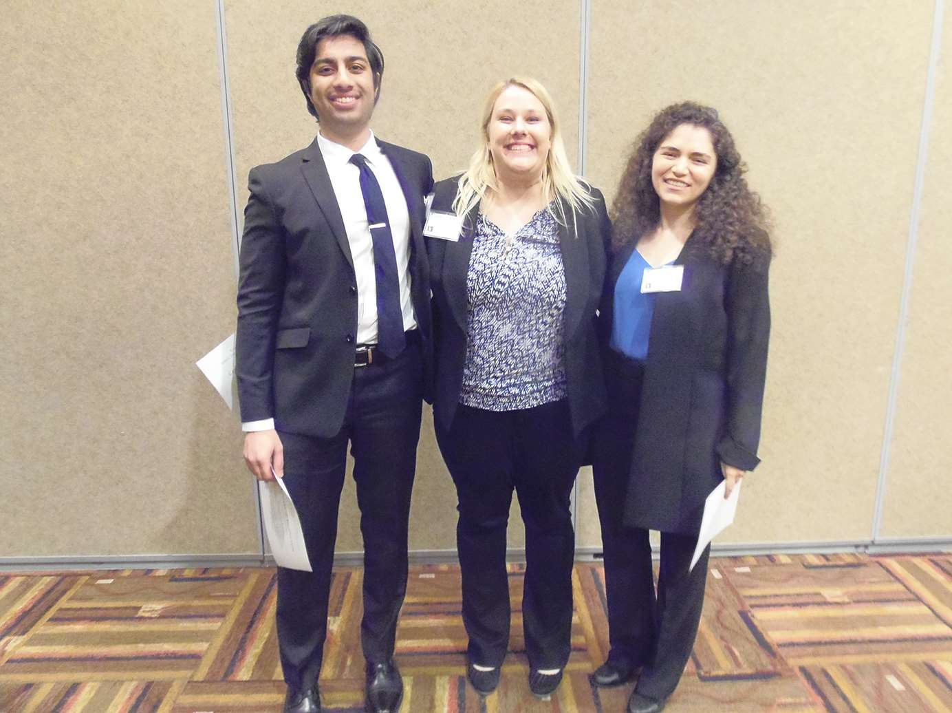 MCW pharmacy and medical students win statewide healthcare case competition
