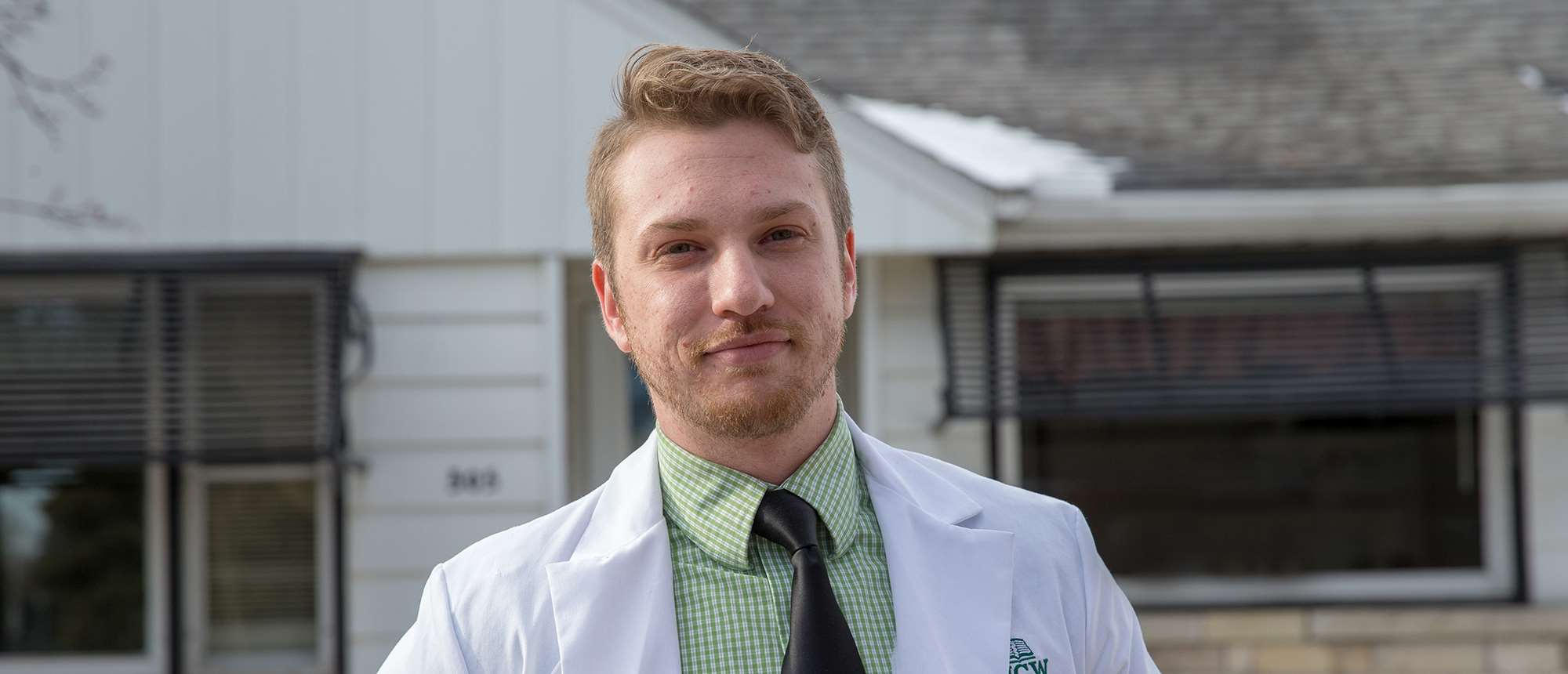 Gunnar Whealy, MCW medical student