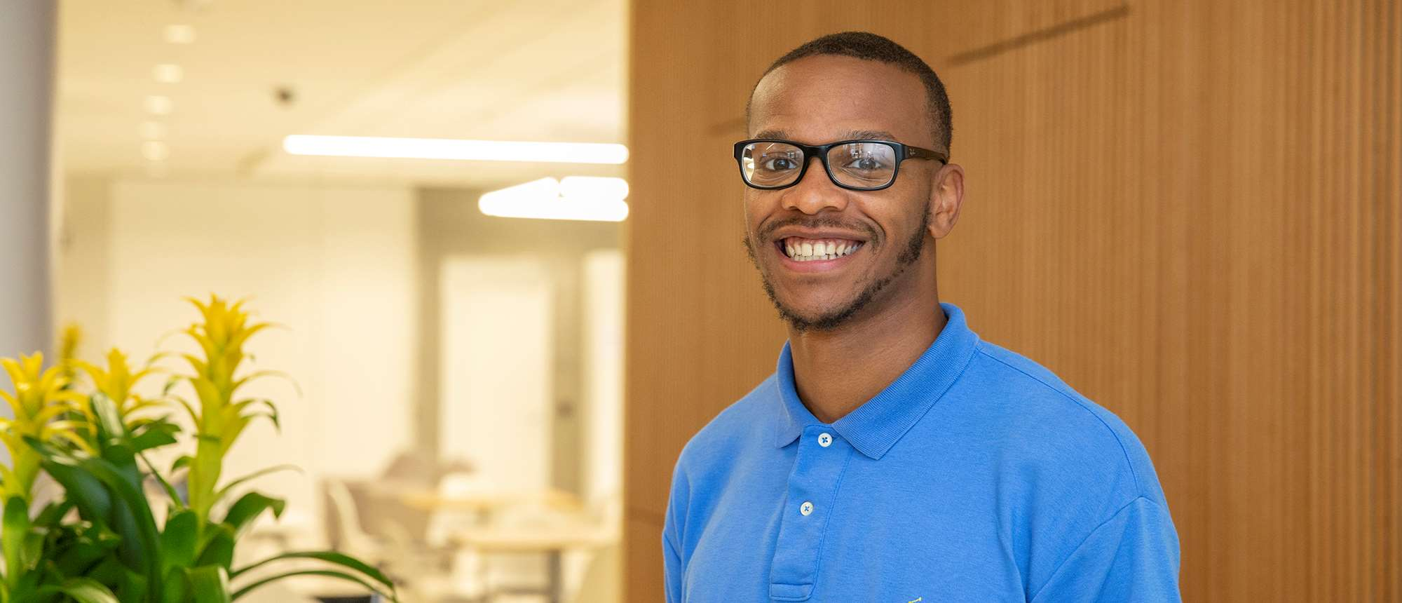 Jerrell Lovett, MCW first year PhD student