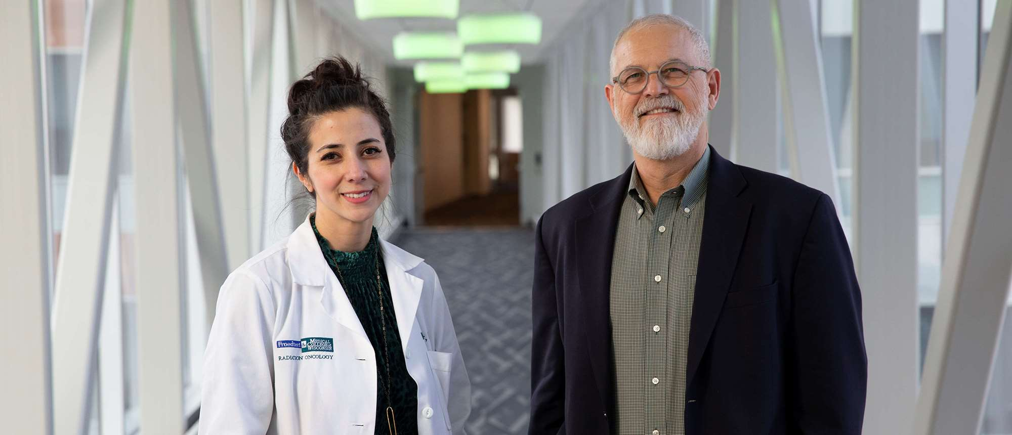 Malika Siker, MD and Alan G. Nyitray, PhD