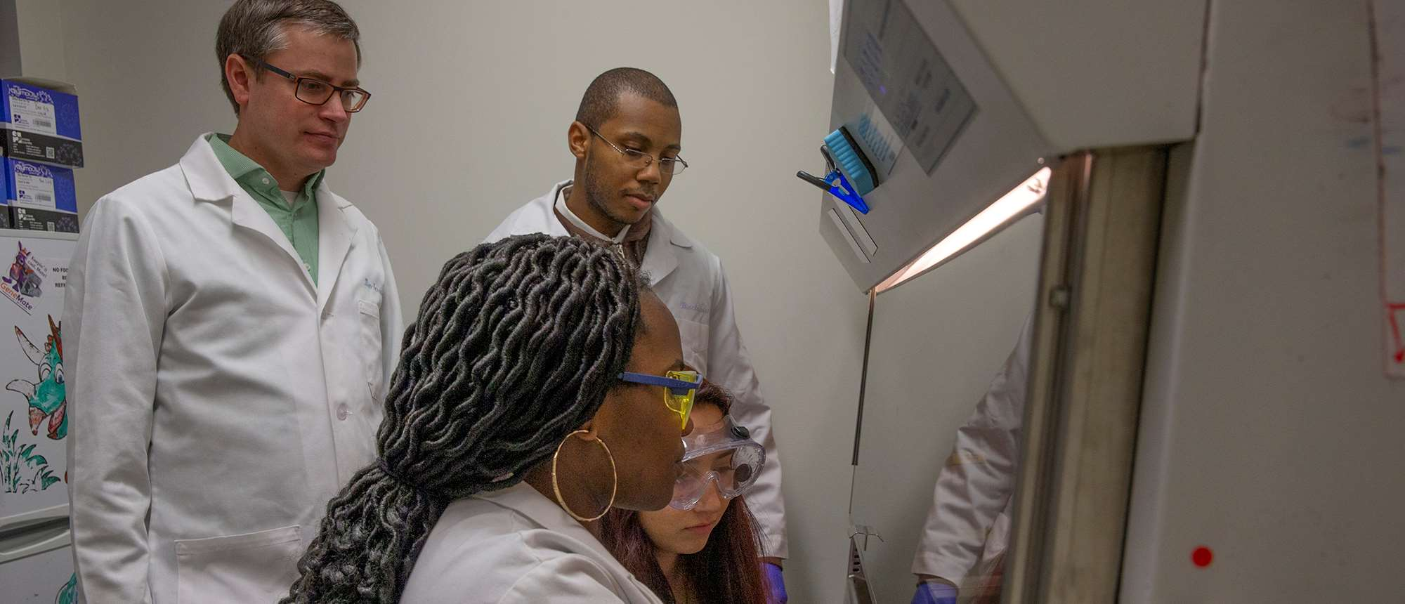 Intentional about diversity: MCW Biochemistry lab makes strides in inclusion and representation
