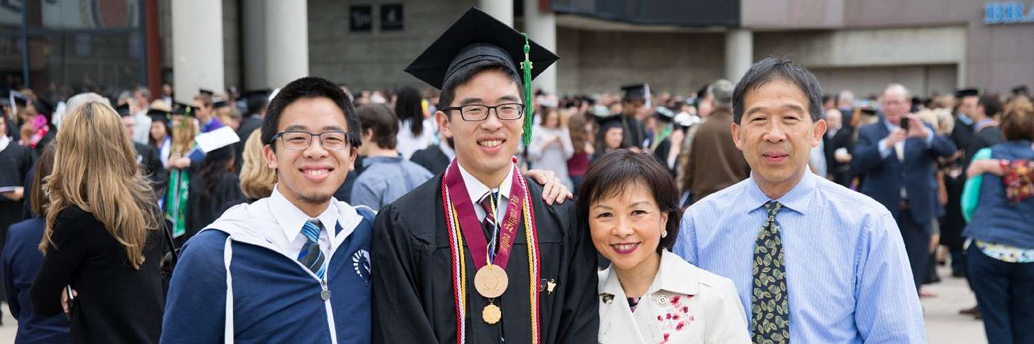 A lasting legacy: MCW physician and mother models resilience for her sons
