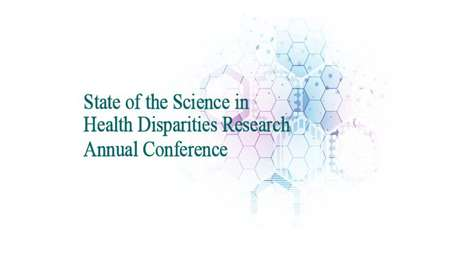 Health Disparities Conference Logo