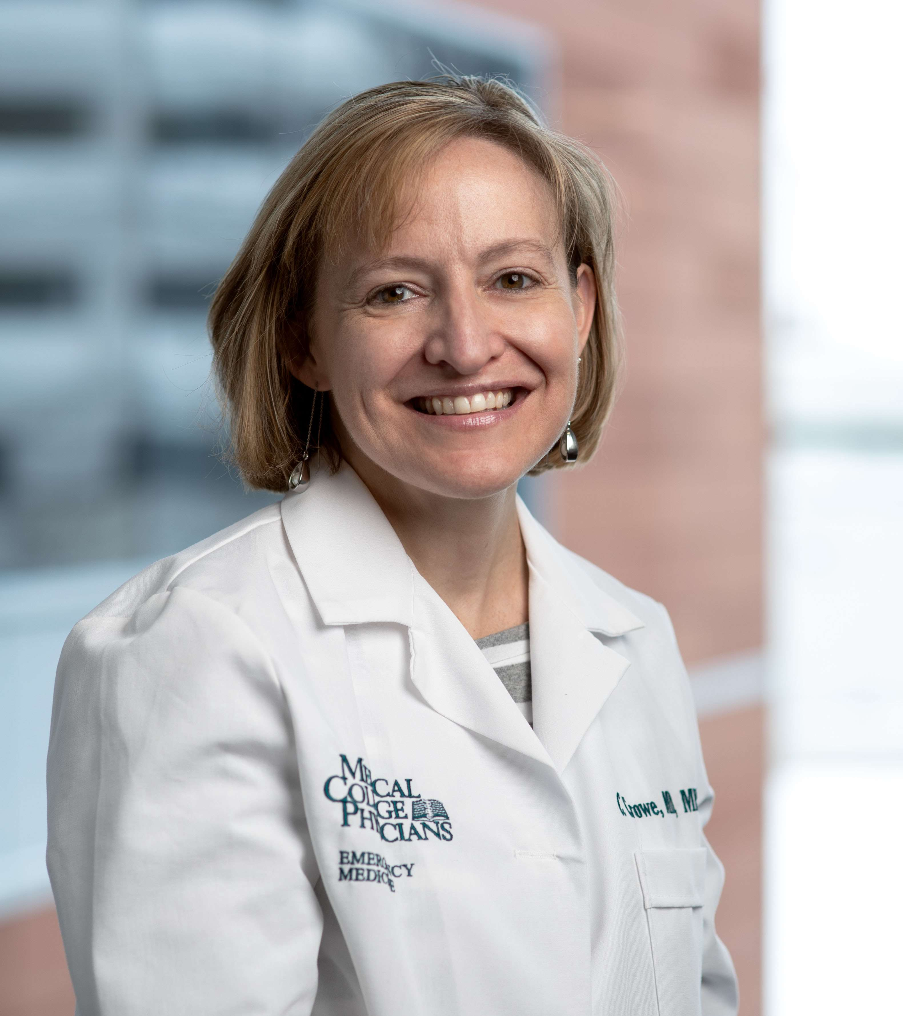 Colleen Crowe, MD