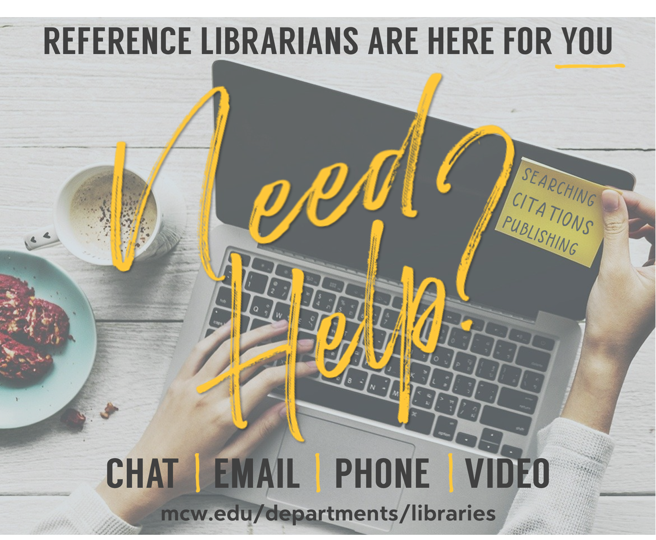Virtual Reference from MCW Libraries