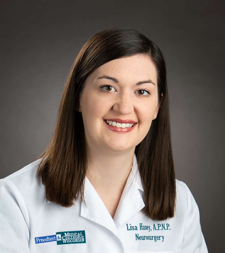 Lisa Haney, RN, MSN, APNP, DNP