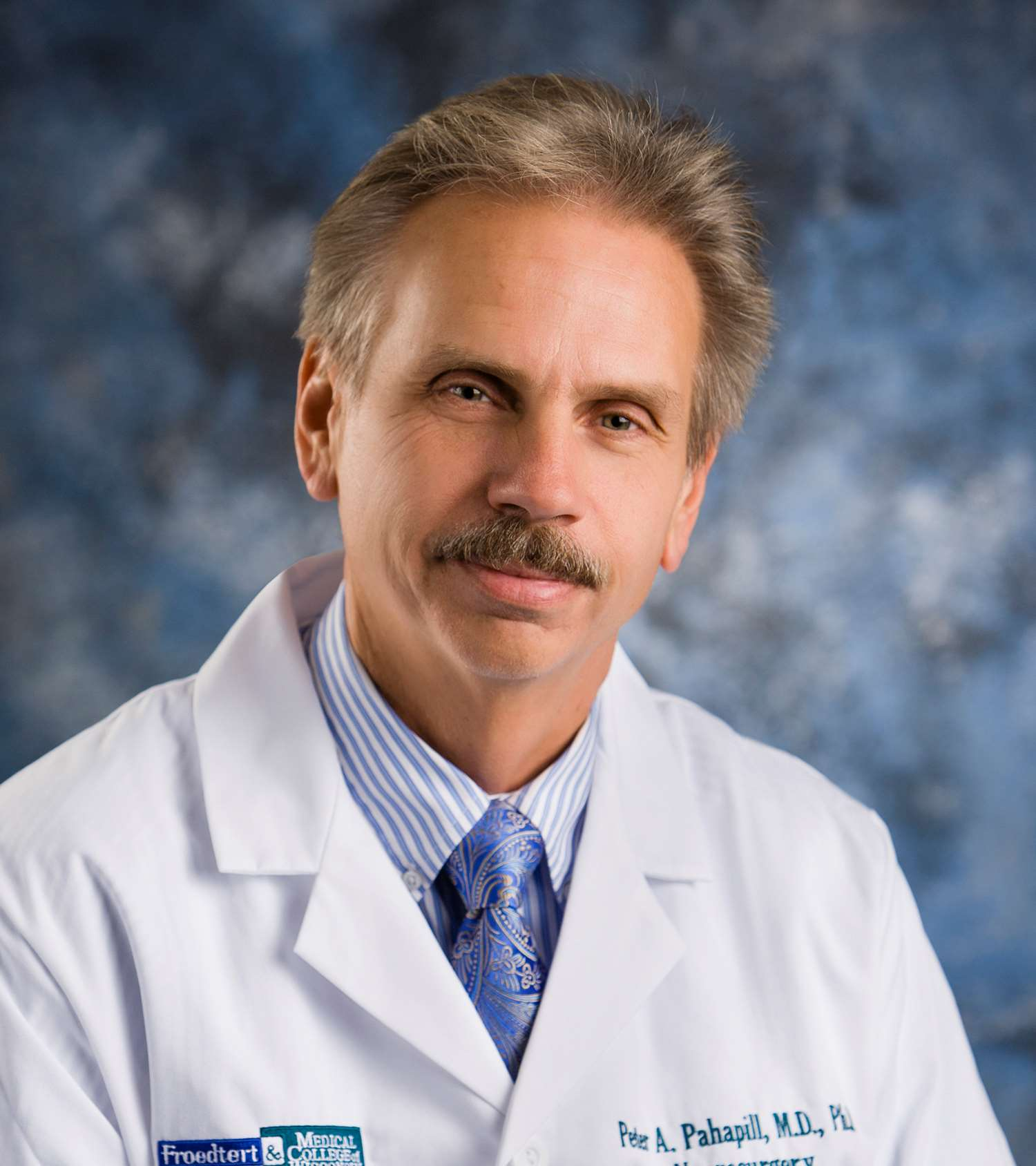 Peter Pahapill, MD, PhD, FACS, FRCSC