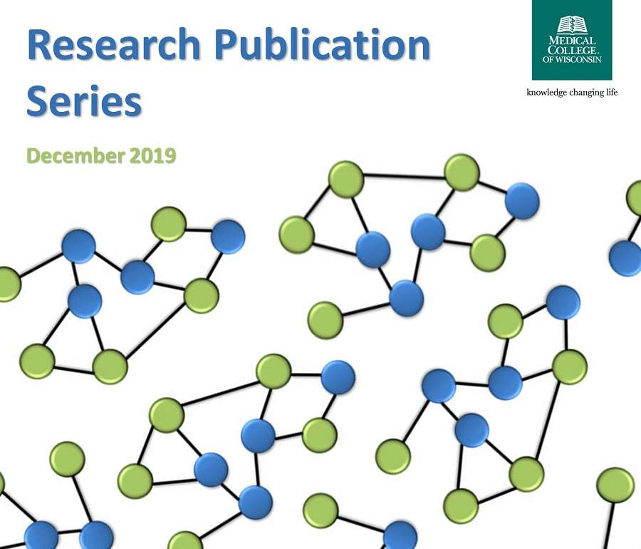 Research Publication Series December 2019 Cover Image