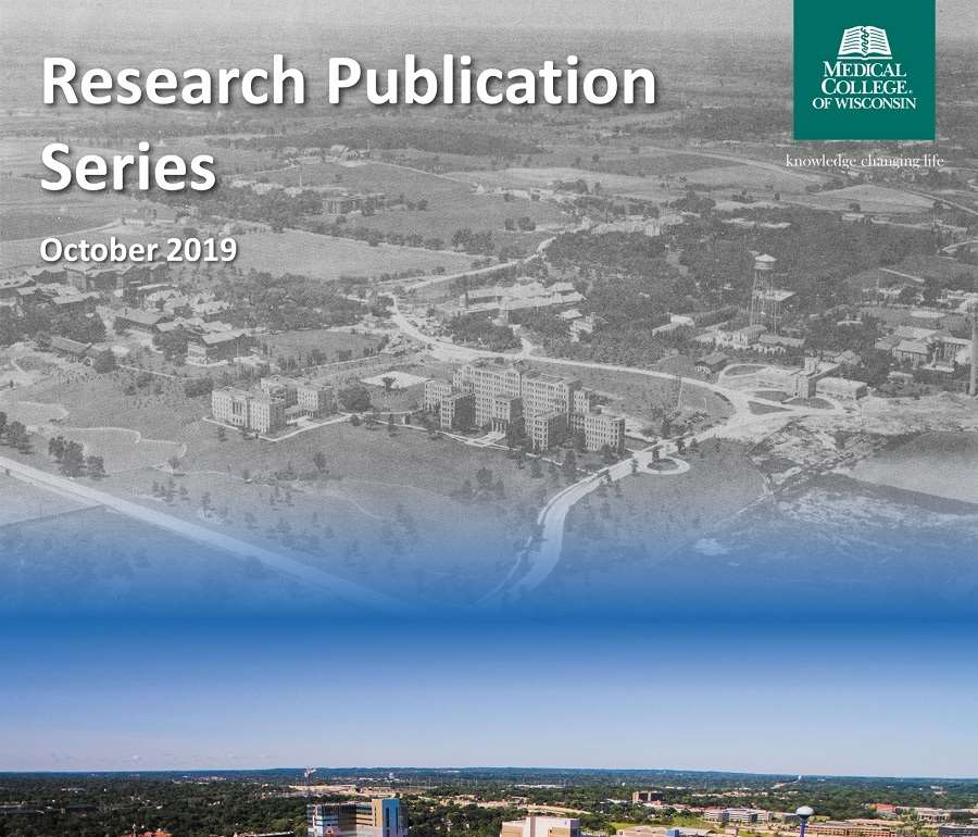 Research Publication Series October 2019 Cover Image