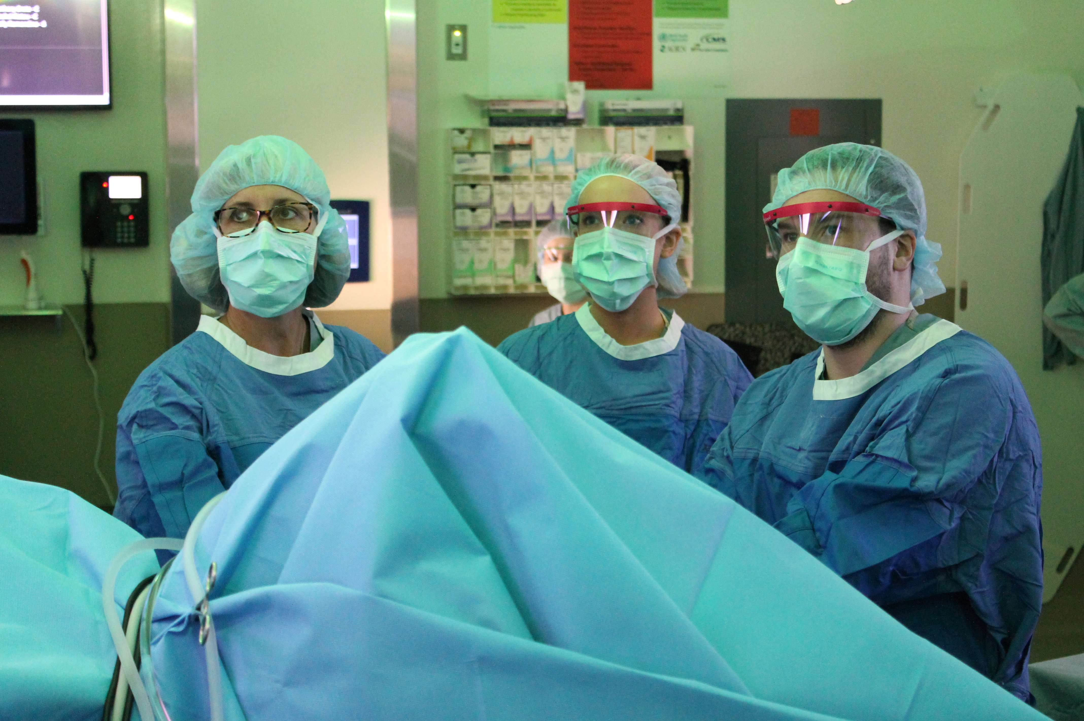 Orthopaedic Surgery Operating Room