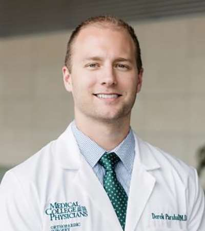 Derek Parshall, MD