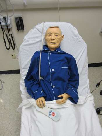 Advanced-GERi-Manikin