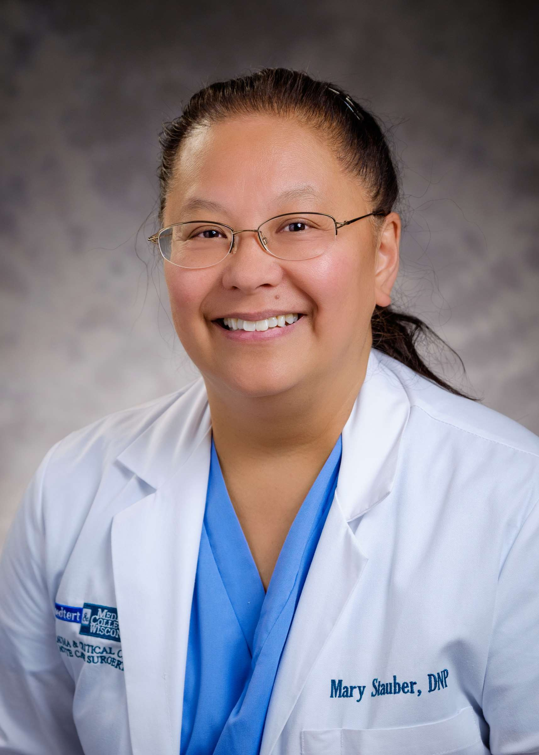 Mary A. Stauber, RN, AGACNP-BC, DNP
