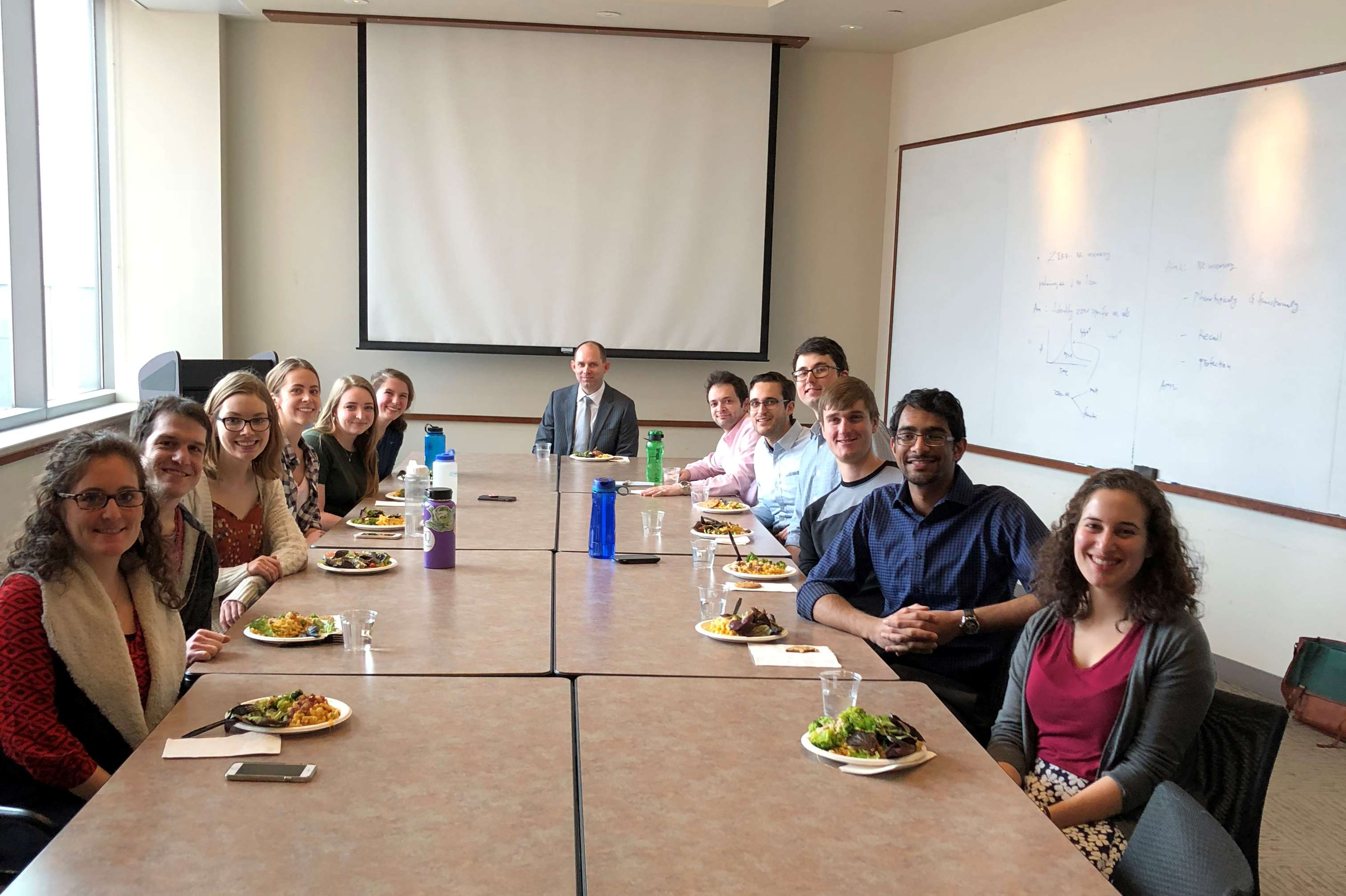 MSTP Visiting Alumni and Faculty