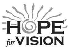 Hope for vision logo