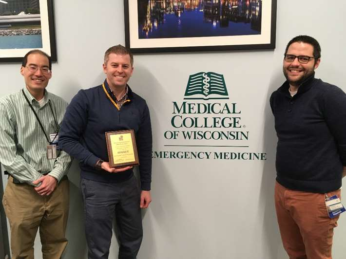 NAEMSP 2020 awards and grants