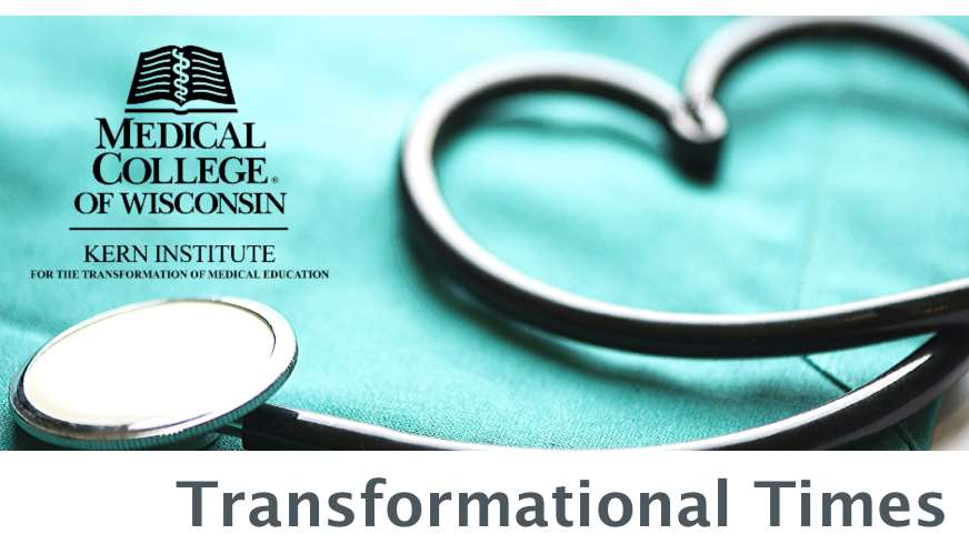 Kern Institute Transformational Times Newsletter