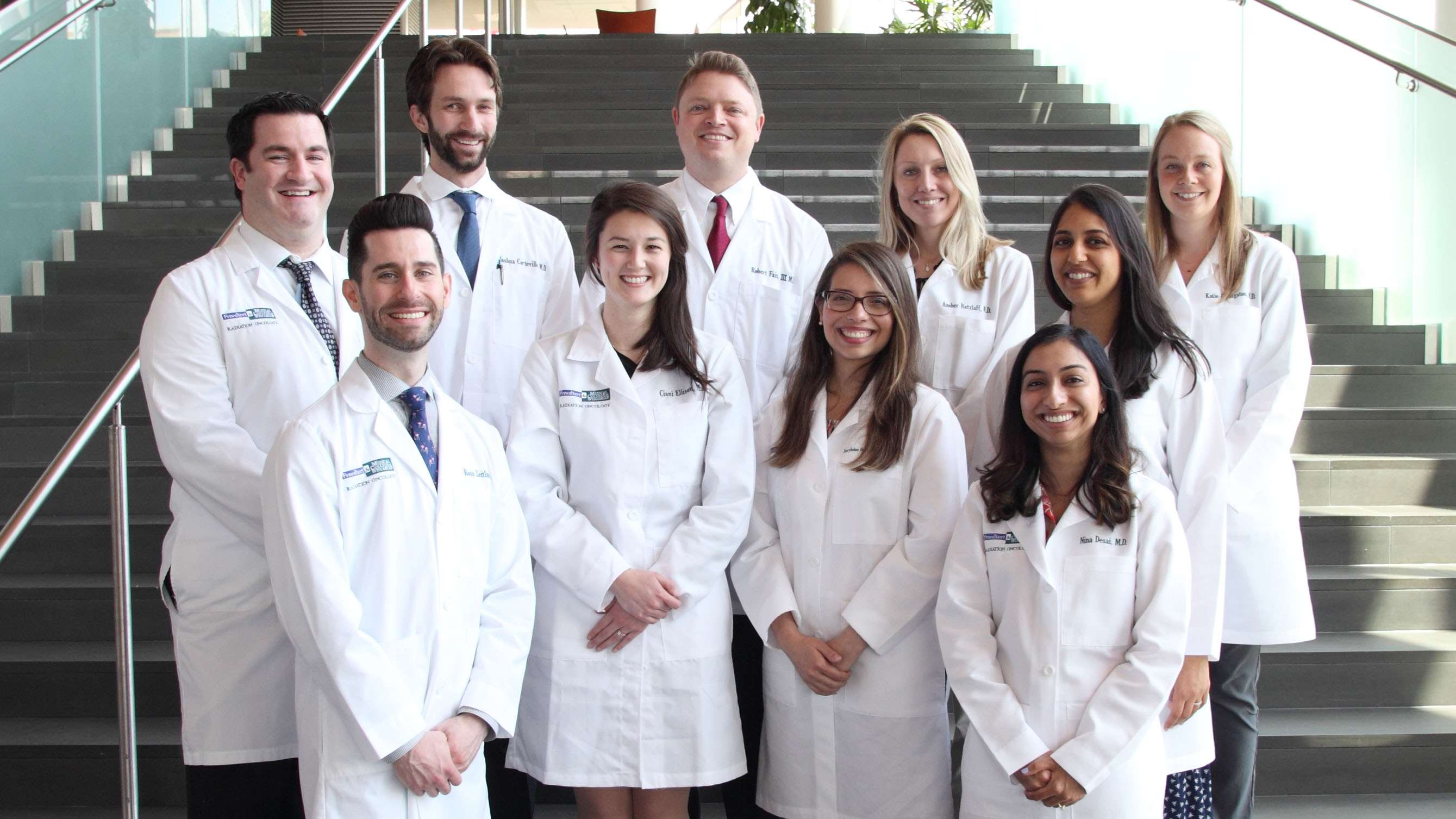 Radiation Oncology Medical Residents