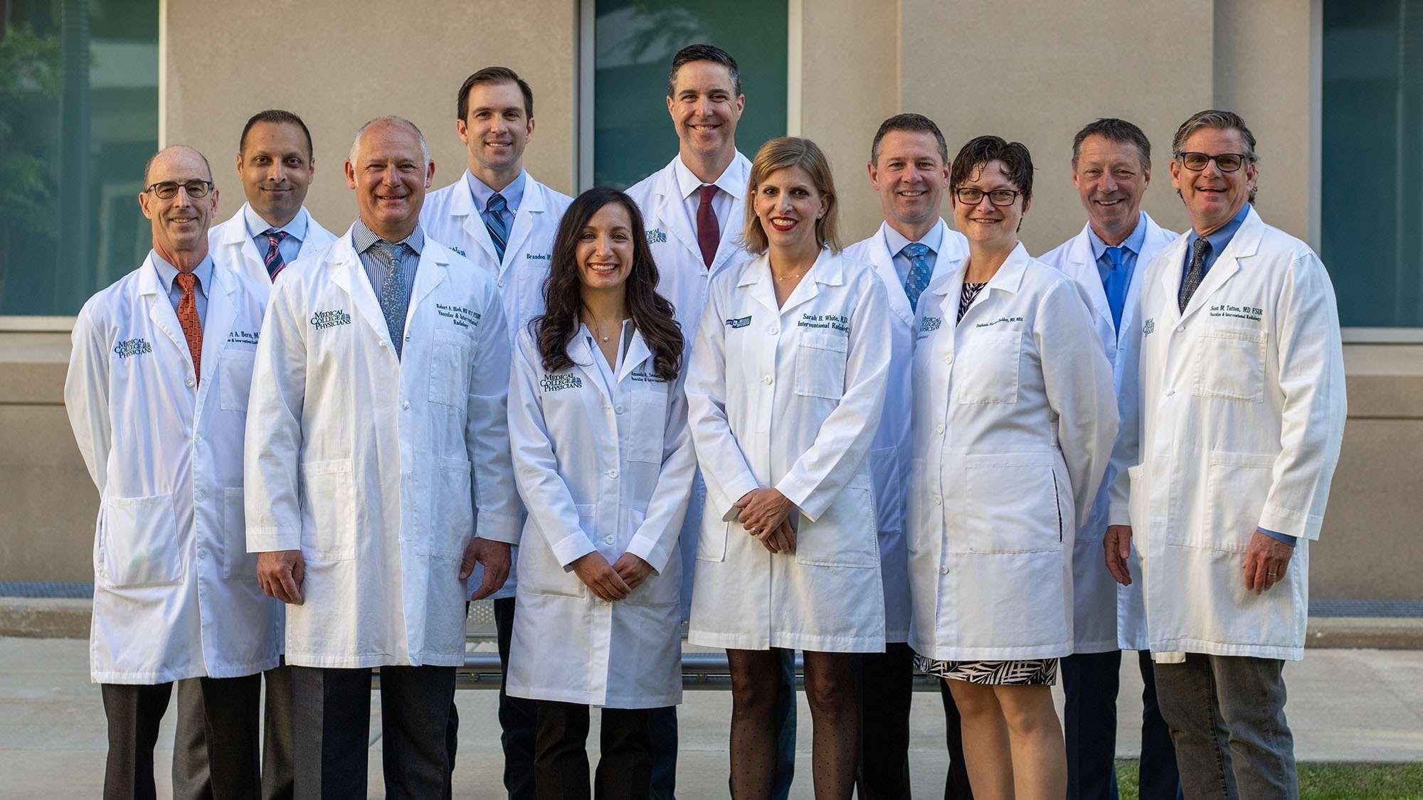 Vascular & Interventional Radiology   Medical College of